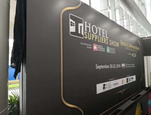 KAHN attended Hotel Suppliers Show 2018