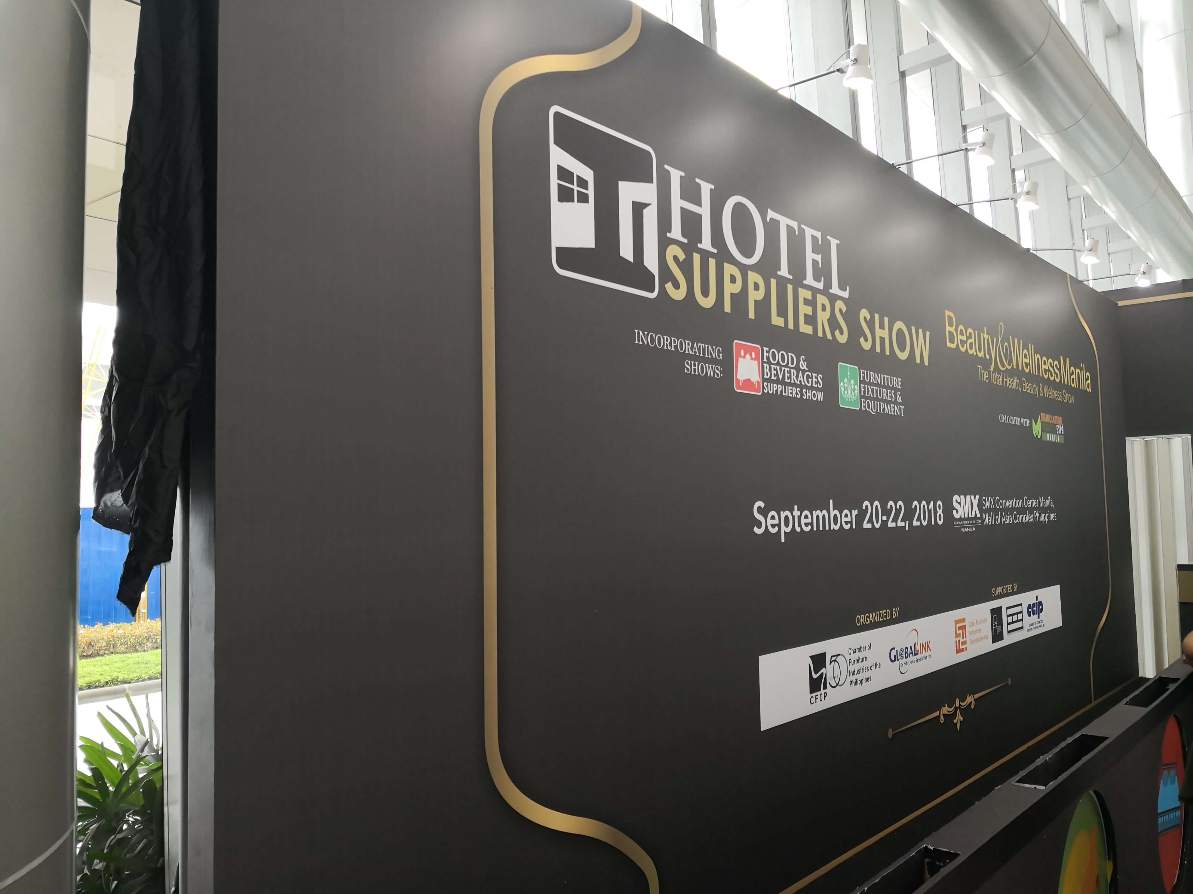 KAHN attended Hotel Suppliers Show 2018 - More than Just an Hotel Lock